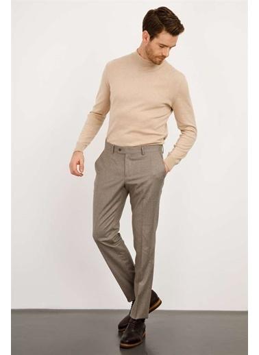 IGS Vıtale Barberıs Pantolon Erkek Bej Regularfıt / Rahat Kalıp Std Pantolon Bej